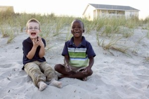 Josh and Elijah