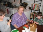 grandma christmas 2009